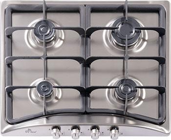 Встраиваемая газовая варочная панель DeLuxe 5840.00 гмв - 052ЧР