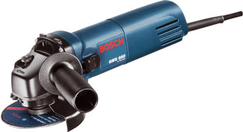 Угловая шлифовальная машина (болгарка) Bosch GWS 660 (060137508 N) болгарка bosch gws 9 125