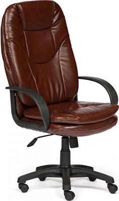 Кресло Tetchair COMFORT ST (кож/зам Коричневый PU 2 TONE)