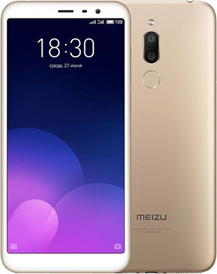 Смартфон Meizu M6Т 16 Gb золотистый смартфон meizu pro 7 plus 64gb m793h золотистый