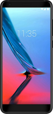 Мобильный телефон ZTE Blade V9 (3+32) черный мобильный телефон jiayu g6 mtk 6592 octa core 2 16 13 0mp android 3 g wcdma 5 7 ips 1920 1080