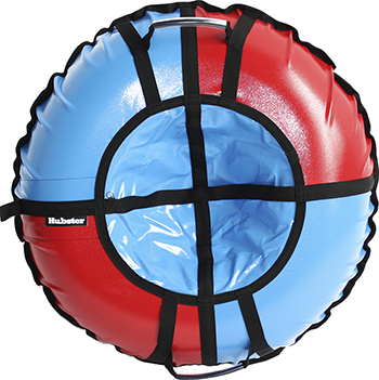 Тюбинг Hubster Sport Pro красный-синий (105см) во4196-1 тюбинг rt цветы 105см