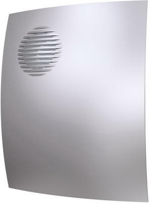 Вентилятор вытяжной с обратным клапаном DiCiTi, PARUS 4C gray metal