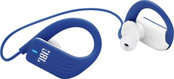 цена на Наушники JBL Endurance SPRINT синий JBLENDURSPRINTBLU