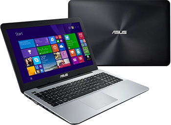 Ноутбук ASUS X 555 BP-XX 297 T (90 NB0D 32-M 04190) черный ноутбук asus gl 703 vd gc 046 t 90 nb0gm2 m 03310