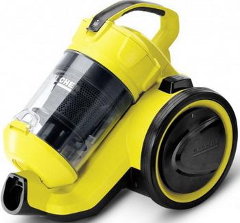 Пылесос Karcher VC 3 желтый пылесос karcher vc6 600вт желтый черный