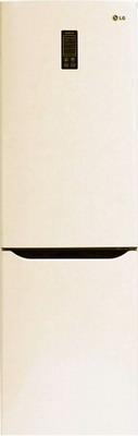 Двухкамерный холодильник LG GA-B 389 SEQZ холодильник с морозильной камерой lg ga b409uqda