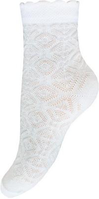 Носочки Брестский чулочный комбинат 15С3082 р.15-16 089 белый-белый