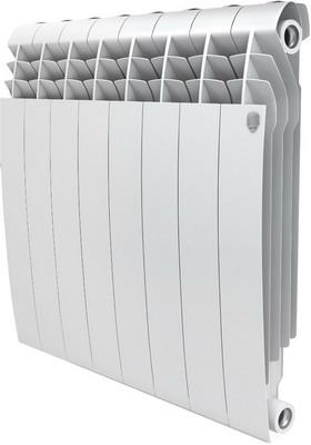 Водяной радиатор отопления Royal Thermo BiLiner 500-8 Bianco Traffico тепловая завеса royal thermo rta т9 page 8