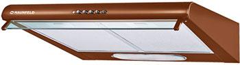 Вытяжка козырьковая MAUNFELD MP 360-2 Коричневый вытяжка козырьковая maunfeld mp 350 1 с бежевый