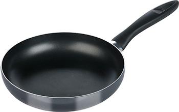 Сковорода Tescoma PRESTO d 24см 594024 жаровня с а приг покр d 24 две ручки стекл крыш 1103576