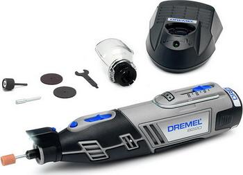 Многофункциональная шлифовальная машина Dremel 8220-1/5 12 V F 0138220 JD цена
