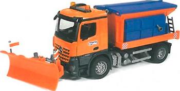 Снегоуборочная машина Bruder MB Arocs 03-685