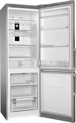 Двухкамерный холодильник Hotpoint-Ariston HFP 8182 XOS двухкамерный холодильник don r 297 b
