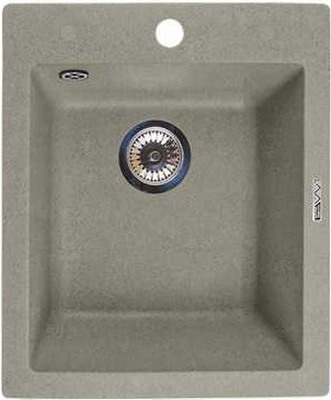 Кухонная мойка LAVA Q.3 SCANDIC серый кухонная мойка lava q 1 scandic серый