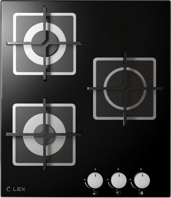 Встраиваемая газовая варочная панель Lex GVG 432 BL