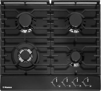 Встраиваемая газовая варочная панель Hansa BHGS 61139 цена и фото