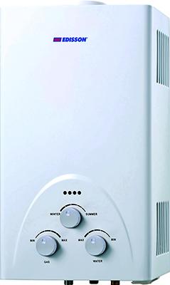 Газовый водонагреватель Edisson S 20