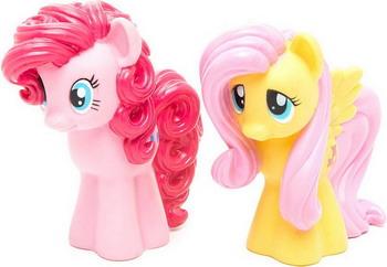 Набор игрушек для купания Hasbro Флаттершай и Пинки Пай GT 7395