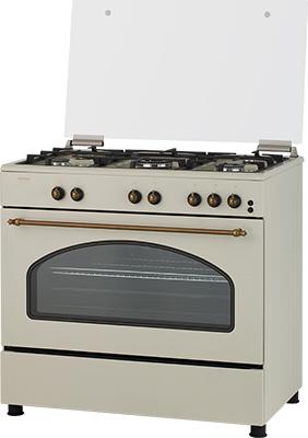 Газовая плита Simfer F 96 GO 52017 газовая плита simfer f66gw41001