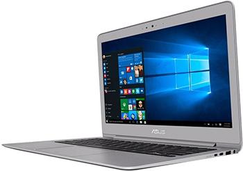 Ноутбук ASUS UX 330 UA-FC 297 T (90 NB0CW1-M 07980) серый Metal + Чехол