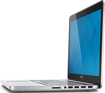 Ноутбук Dell Inspiron 5570-5716 белый ноутбук dell inspiron 3567