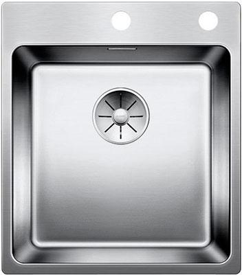 Кухонная мойка BLANCO ANDANO 400-IF/A InFino 522993 мойка andano 700 if 518616 blanco