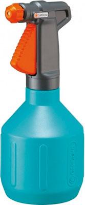 Опрыскиватель Gardena 1 л 00805-20 опрыскиватель компрессионный kwazar venus pro 360 цвет белый голубой 1 5 л