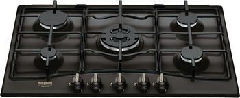 Встраиваемая газовая варочная панель Hotpoint-Ariston PCN 750 T (AN) R /HA варочная панель газовая ariston pc 750 t ow r ha бежевый