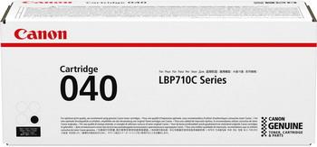 Картридж Canon 040 Bk 0460 C 001 картридж для принтера и мфу canon c exv21y yellow