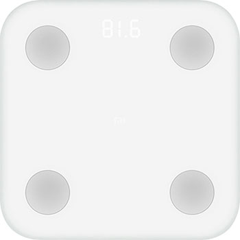 Фото - Весы напольные Xiaomi Mi Body Composition Scale белый xiaomi mi smart scale weight health mifit app body composition monitor hidden led display and big feet pad body fat bmr test