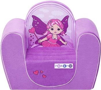 Детское кресло Paremo ''Фея'' PCR 316-01 мягкие кресла paremo детское кресло экшен мореплаватель