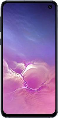 Смартфон Samsung Galaxy S 10 e 128 GB SM-G 970 F оникс