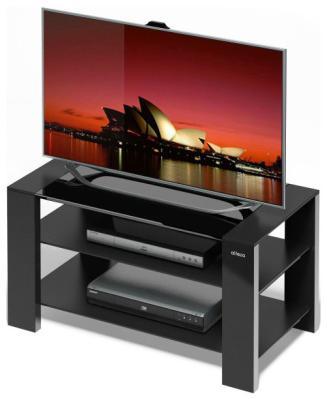 Подставка Alteza Albero TV-2783 черное стекло