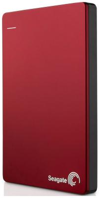 Внешний жесткий диск (HDD) Seagate USB 3.0 2Tb STDR 2000203 BackUp Plus Portable Drive 2.5 red hdd seagate expansion portable 2tb stea2000400 black