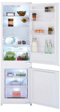 Встраиваемый двухкамерный холодильник Beko CBI 7771 встраиваемый холодильник beko cbi 7771