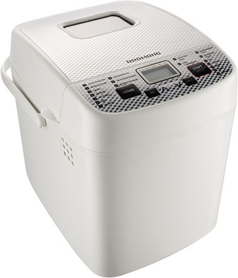 Хлебопечка Redmond RBM-1908 белый bread maker redmond rbm 1908 free shipping bakery machine full automatic multi function zipper