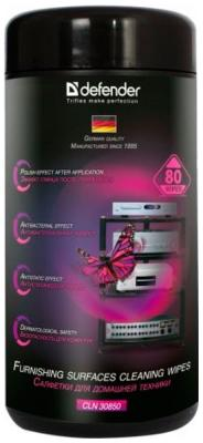 Салфетки Defender CLN 30850 Pro серия (30850)
