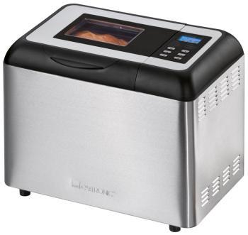 Хлебопечка Clatronic BBA 3365 inox мини печь clatronic mbg 3521