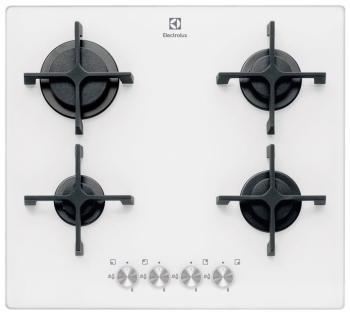 Фото Встраиваемая газовая варочная панель Electrolux. Купить с доставкой