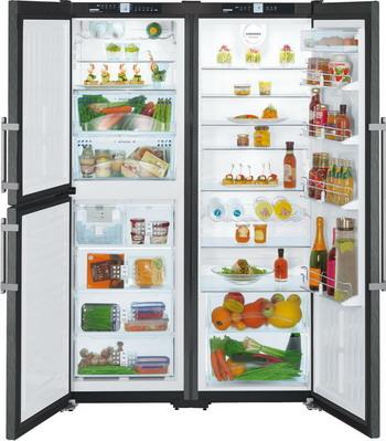 Холодильник Side by Side Liebherr SBSbs 7353 холодильник side by side samsung rs552nrua1j