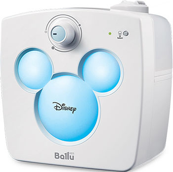 Купить Увлажнитель воздуха Ballu, UHB-240 Disney голубой, Китай