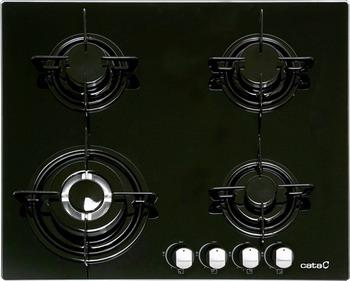 Встраиваемая газовая варочная панель Cata CB 631 A газовая варочная панель cata xb 631 a