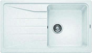 Кухонная мойка BLANCO SONA 5S SILGRANIT белый кухонная мойка blanco sona 5s silgranit шампань