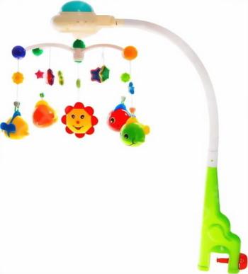 Мобиль SS Toys Спокойной ночки (с подсветкой) taf toys taf toys 11615 таф тойс музыкальный развивающий мобиль