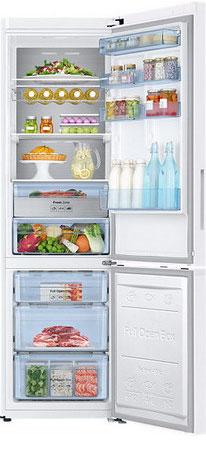 Двухкамерный холодильник Samsung RB 37 K 63411 L/WT samsung холодильник samsung rb30j3000sa