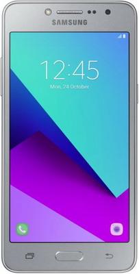 Мобильный телефон Samsung Galaxy J2 Prime (2016) SM-G 532 F серебристый мобильный телефон samsung metro sm b350e duos black blue