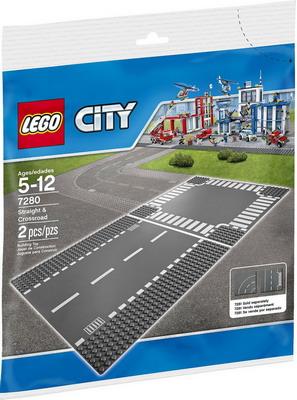 Конструктор Lego City Перекресток 7280 недорого