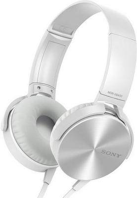 Наушники Sony MDR-XB 450 APW белый