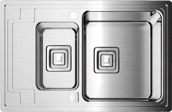 Кухонная мойка OMOIKIRI Mizu 78-2-R (4993004) new кухонная мойка ukinox gal 737 gw r